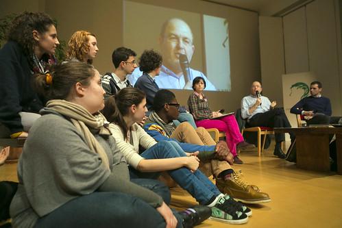 Massimo Gramellini all'Università del Dialogo