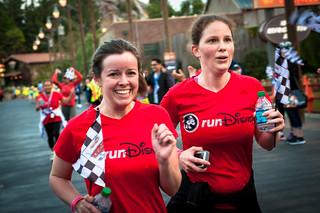 Disney Social Media Moms Conference - Run Disney 'Fun Run' | by hyku