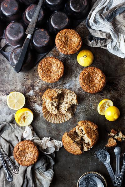 Vegan Lemon Poppy Seed Muffins_2