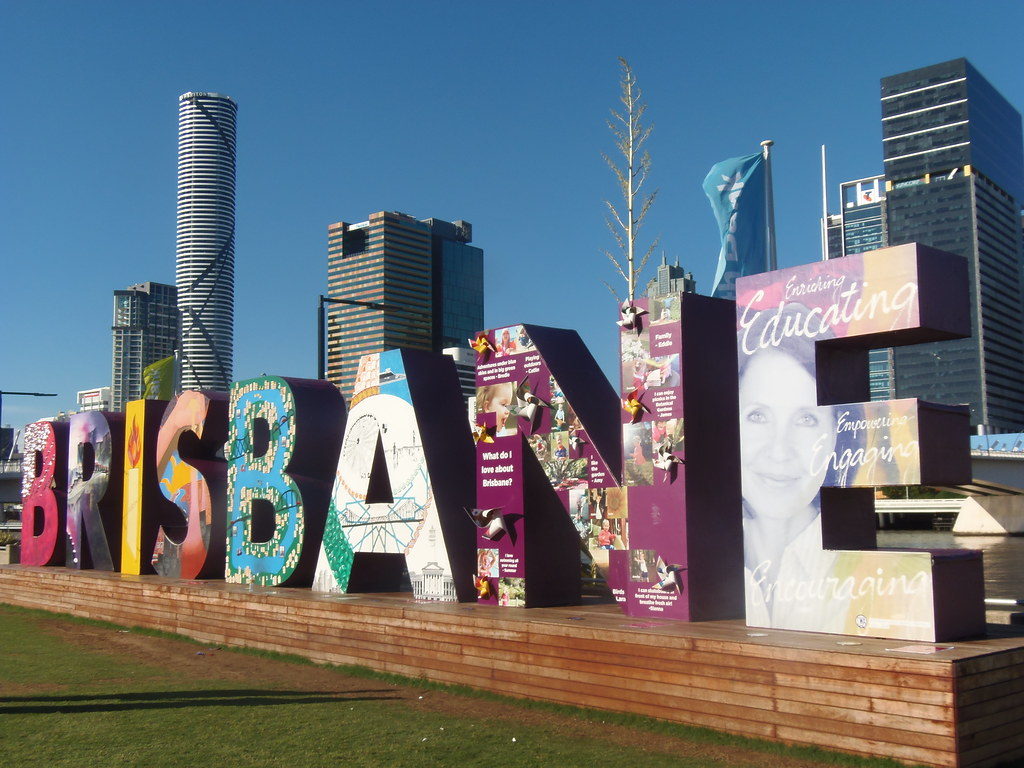 A day out in Brisbane