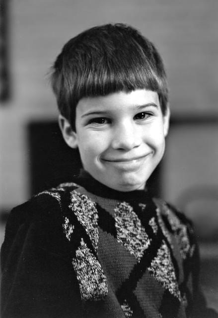 Portrait of Adem, Madison 1993