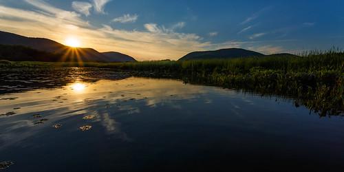 coldspringny hudsonhighlands water constitutionmarsh sunset marsh estuary hudsonriverestuary reflections newyork boat hudsonriver canoe ny hudsonvalley