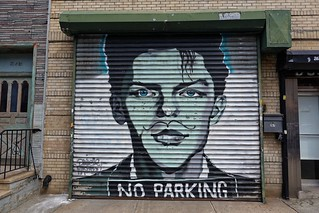 Street Art | 267 Irving Ave | Bushwick | Brooklyn | NYC | 2016