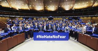 Terrorism: #NoHateNoFear