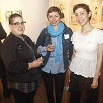 Pre-Commencement Reception @ Visual Arts Gallery 5/8/13