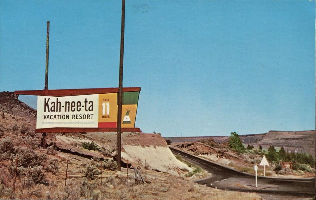 Kah-nee-ta Vacation Resort, Warm Springs Indian Reservatio