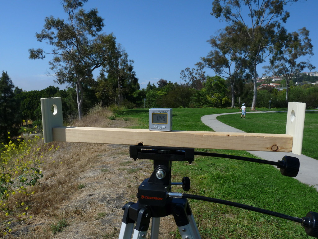 Inclinometer / Tilt Meter for Heliograph Aimer | Ideally, th… | Flickr