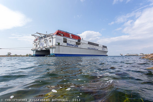 Stena Voyager | by Christopherkr