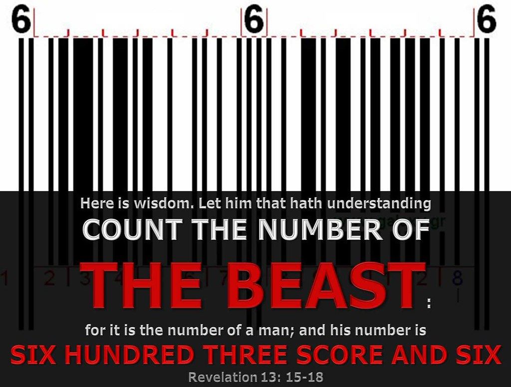 666-count-the-number   of the Beast   Guy Mercier   Flickr