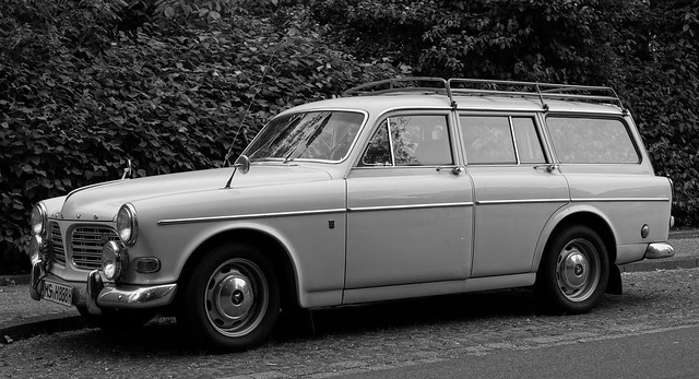 Volvo Amazon Kombi Bj ca 1962