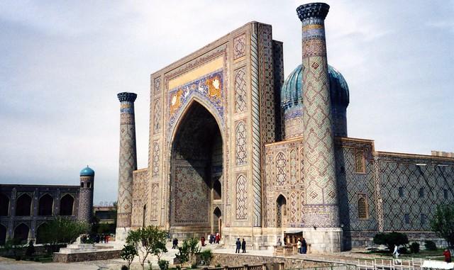 Registan, Ouzbekistan - Samarcande