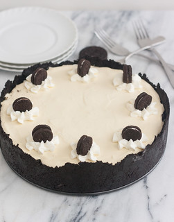 No-Bake Oreo Cheesecake | by Tracey's Culinary Adventures