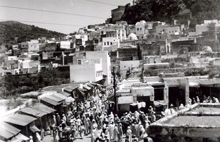 Maroc, El Boroudj - El BOROUJ - Mai 1960