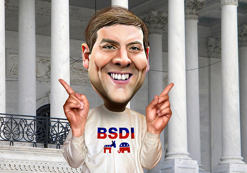 Luke Russert - Both Sides Do It | by DonkeyHotey