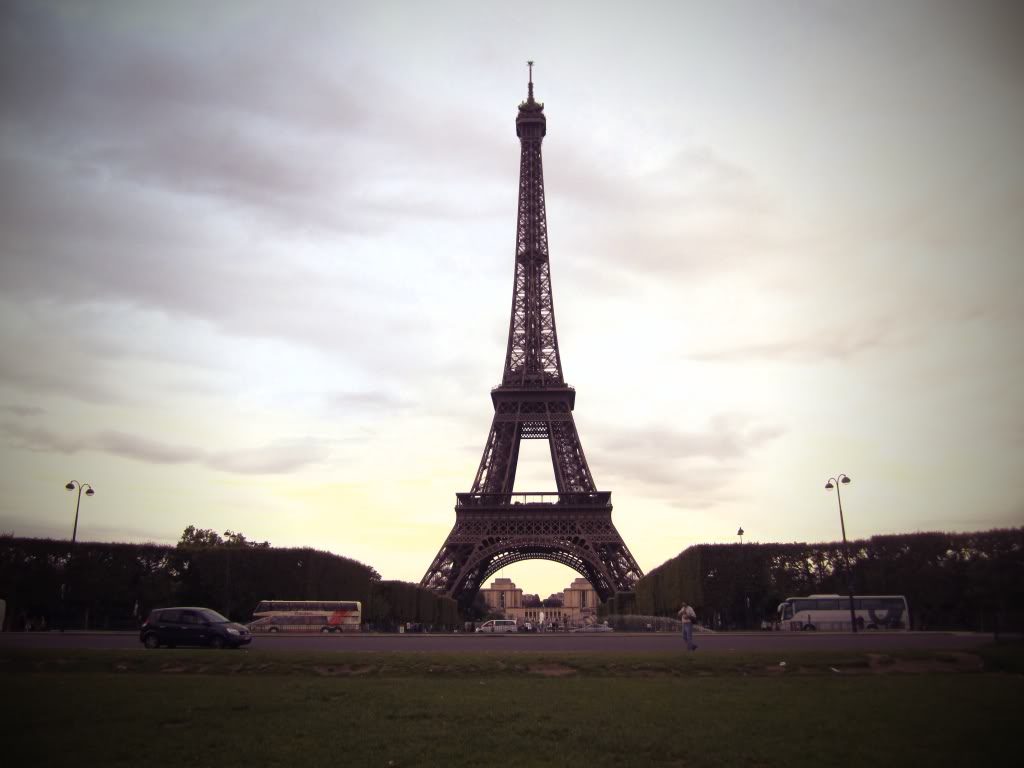 The Tour Eiffel in 2011.