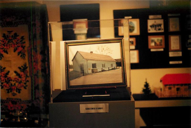 Serbian House – December 6, 1997 – February 27, 1998
