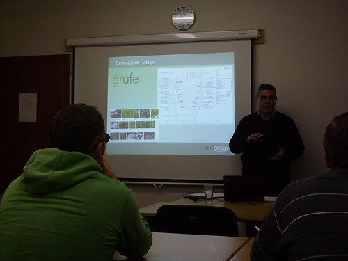 Presentation on Green Roofing Course | by The BTC