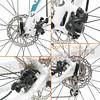 189-204 Performer ENERGY SR DISC 46-平把碟煞公路車鋁合金車架ALTUSRP27-白藍-4