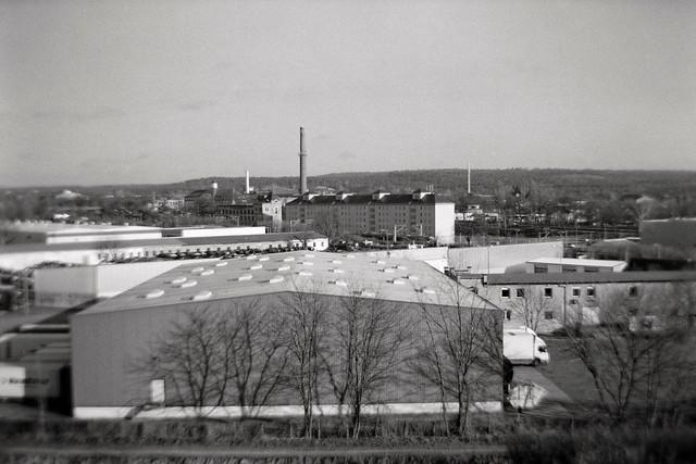(Balda Poka 1929) Dresden Urban 058, Blick von der Halde
