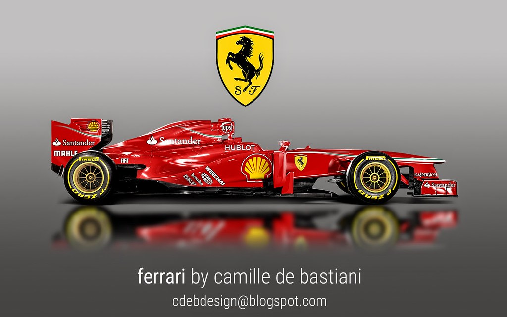 Ferrari F1 2015 Car Wallpaper Carwallpaper Ferrari Fe Flickr