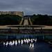 English National Ballet performing Swan Lake at the Palace of Versailles, France in 2007.