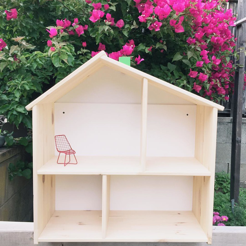 This Bare Ikea Flisat Dollhouse Is The Start Of My Next Bi