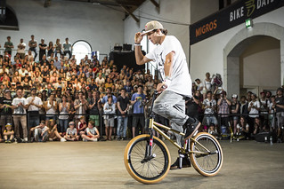 Bike Days 2016 – BMX Flatland – Final – Viki Gomez | by Bike Days Schweiz