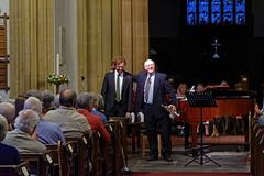 Concert with Crispian Steele-Perkins at ArtsatBarts