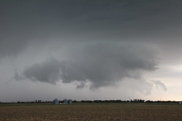 052713 -  Late May ... Strong Nebraska Supercells