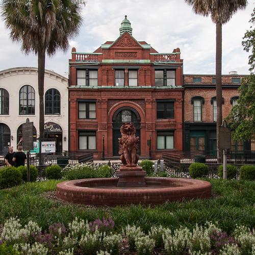Savannah Cotton Exchange | by rbabiera