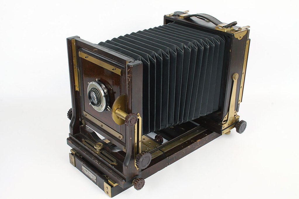 Agfa Ansco 8x10 Camera | Featured on the KEH Camera Blog - b