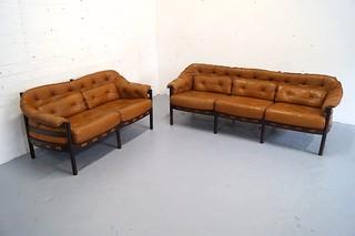 Verwonderend Vintage Arne Norell bank sofa Jaren 50 60 bankstel Deens d…   Flickr KX-48