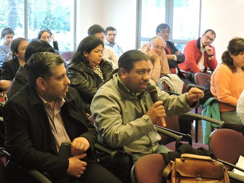 """CTC en conversatorio Laboral con Flacso Chile y Centrass: """"la externalización expropia los derechos de los trabajadores"""""""