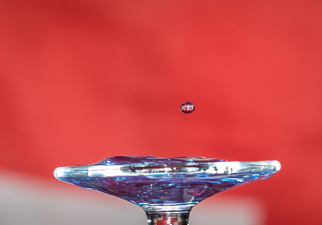 Union Flag droplet