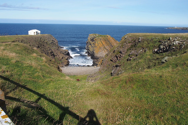 Quarry Head, between The coast between Rosehearty and Aberdour
