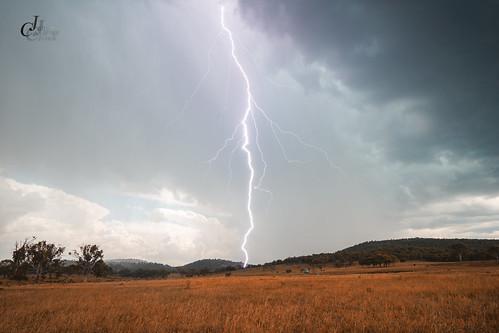 australian storms