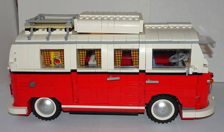 Lego Creator 10220 Vw Camper Van Jarrod Flickr