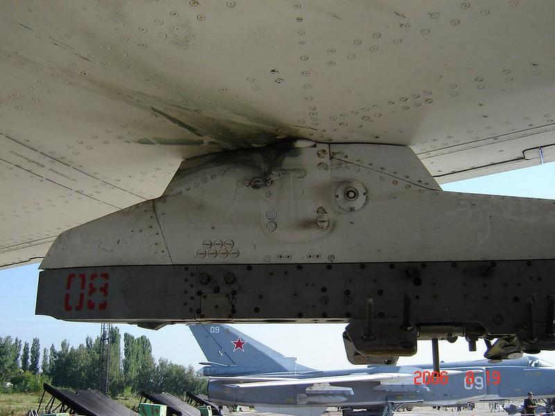 Sukhoi Su-24М Fencer 6