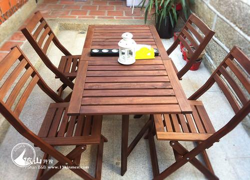 護龍Garden區喝咖啡聊是非 | by 金門國家公園