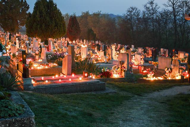 Tab, Hungary - All Saints' Day 2013 - 13