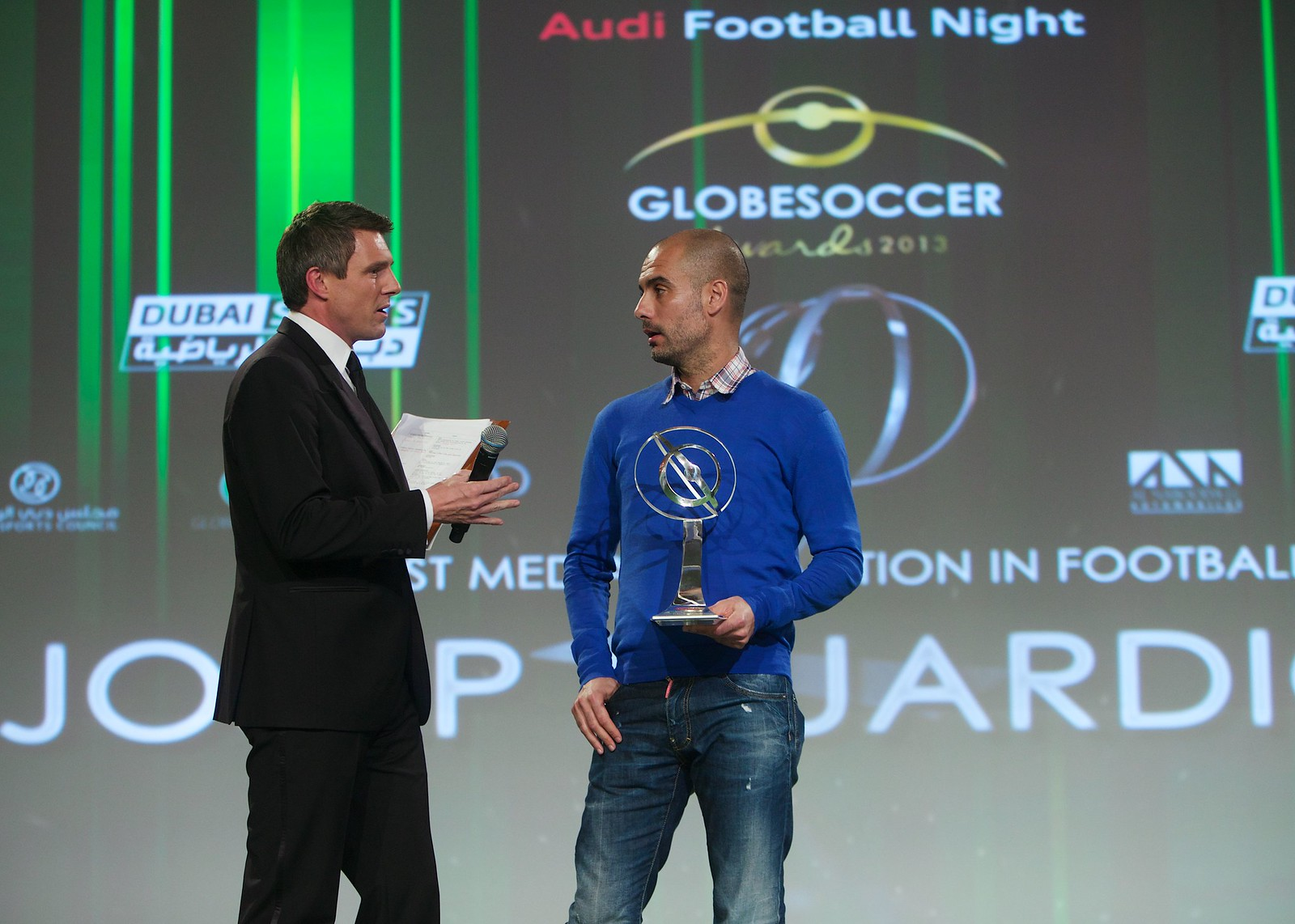 Globe Soccer Awards 185