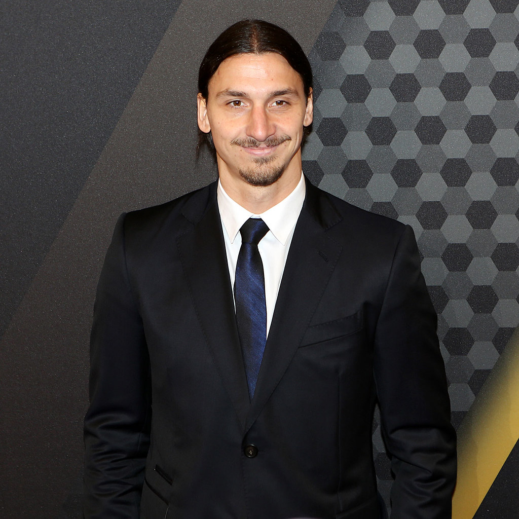 new product b103a 29924 Zlatan Ibrahimovic | FIFPro meet & greet with the FIFA FIFPr ...