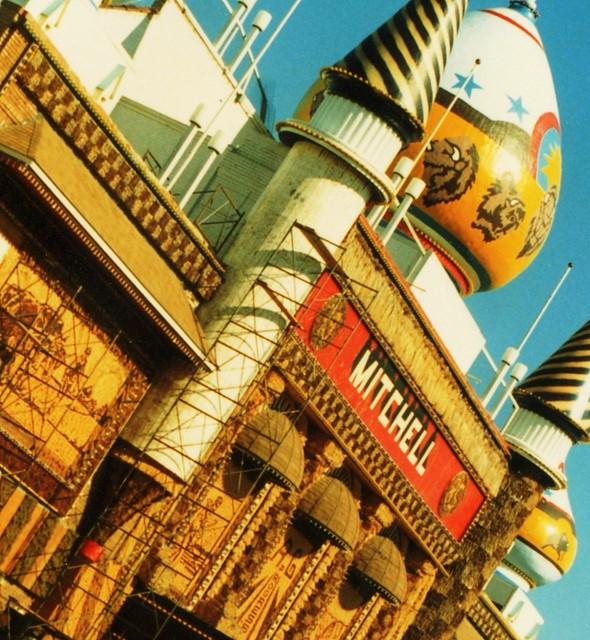Corn Palace ~ Mitchell Corn Palace ~ Mitchell ~ South Dakota ~ Vintage Film