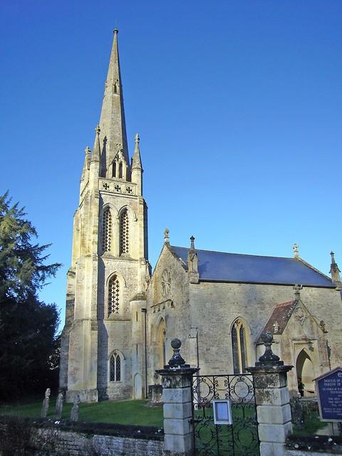 Teffont Evias, Wiltshire