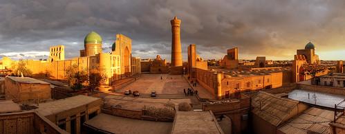 golden uzbekistan | by mariusz kluzniak