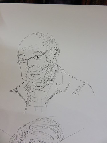 46e sketchcrawl 2015 01 31  018 (Copier) | by Marie France B