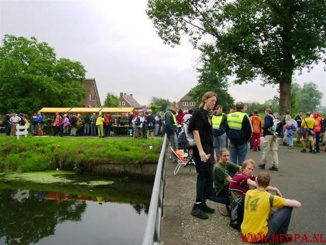 2e dag  Amersfoort 42 km 23-06-2007 (27)