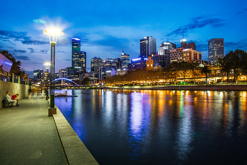Melbourne | by Travellers Travel Photobook