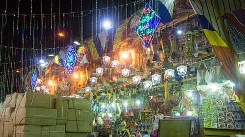 El-Sayida Zeinab's Ramadan Market | by Kodak Agfa