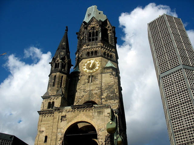 Kaiser Wilhelm Gedächtnis Kirche